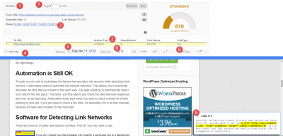 Link Detox Screener