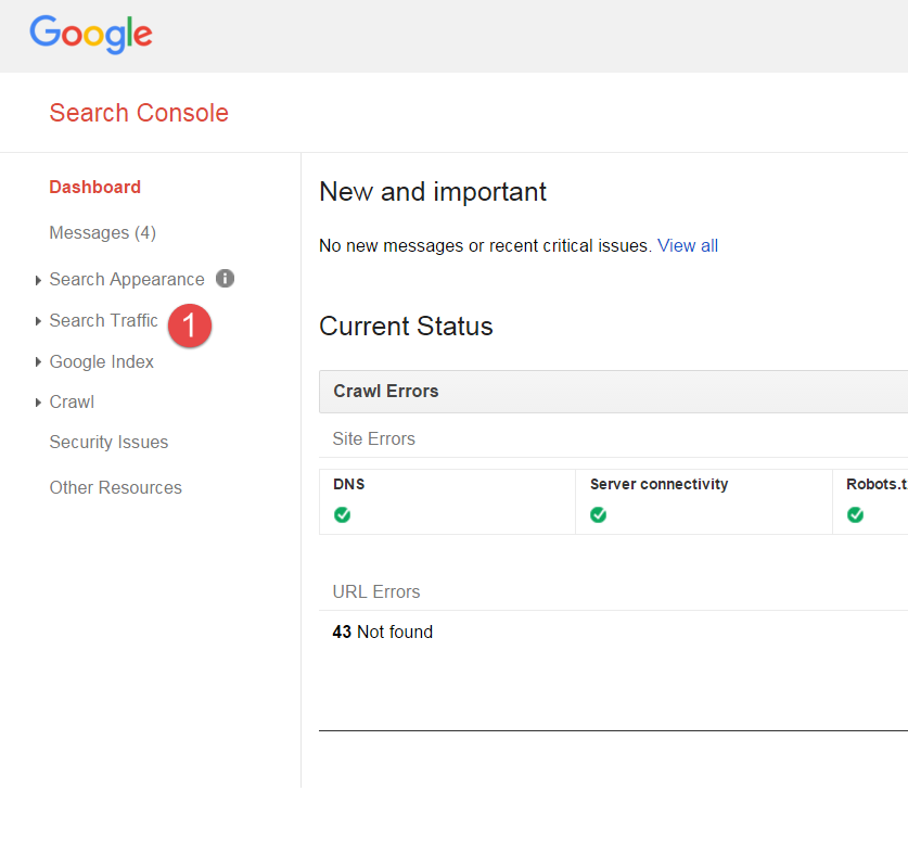 How to download Your Own Backlink List from Google Search Console