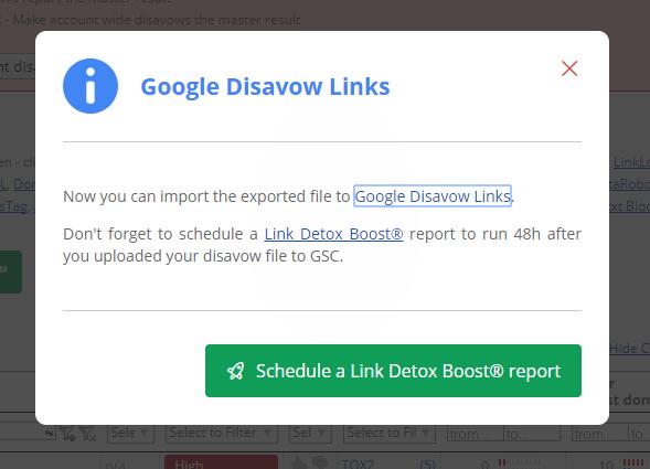 Link Detox Boost (BOOST)