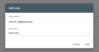 3. Connect Google Search Console
