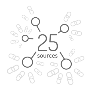 LRT combines 25+ link sources