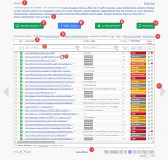 1. Understand Link Detox results