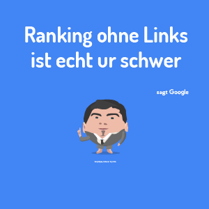 Rankingfaktor Links
