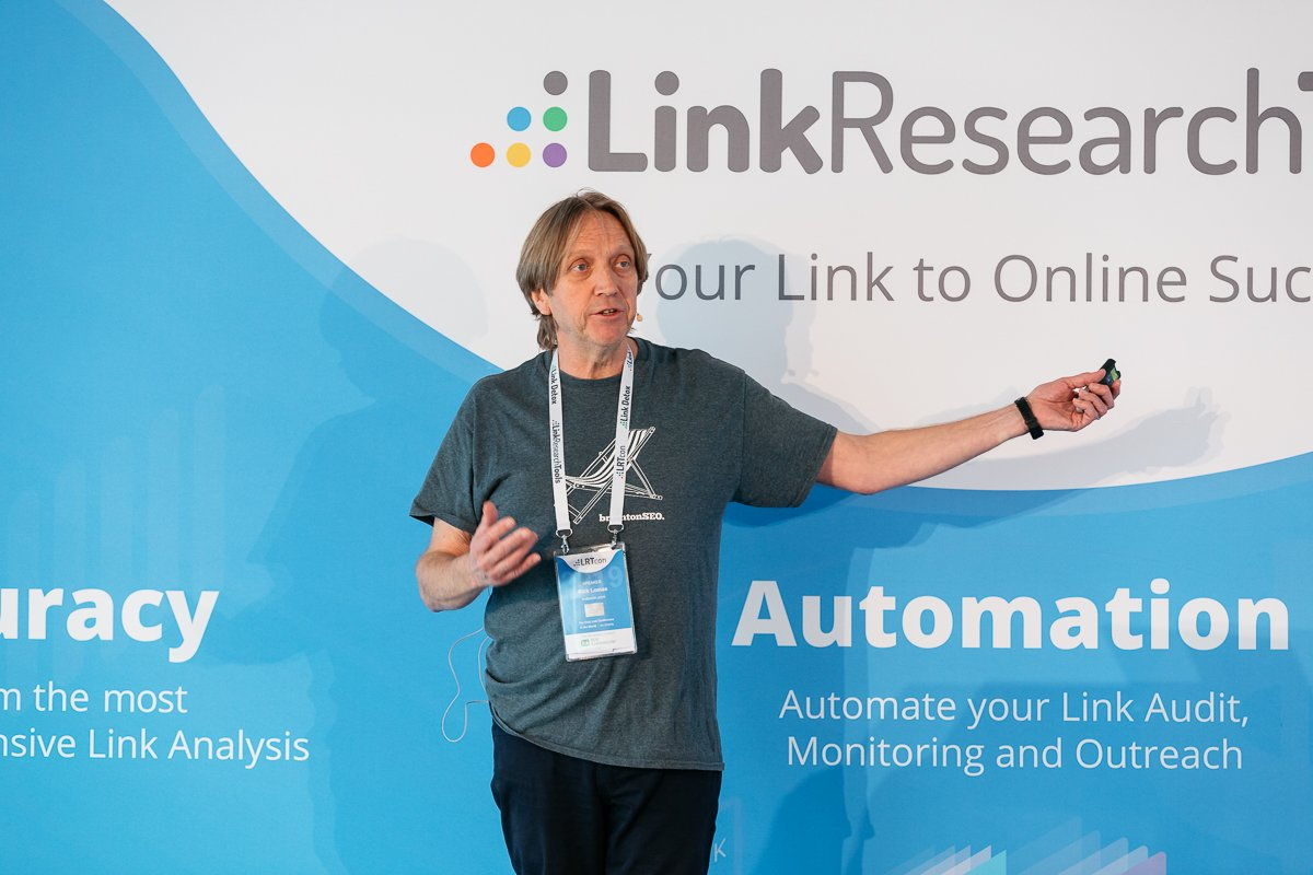 LRTcon 2019 Recap - Link Building Konferenz sammelt 43,545 Euro für Wohltätigkeitsorganisation