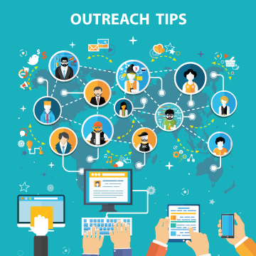10 Outreach Tips For Building Quality Backlinks to Your Website