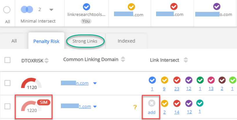 Simulate Links with the Link Building Simulator