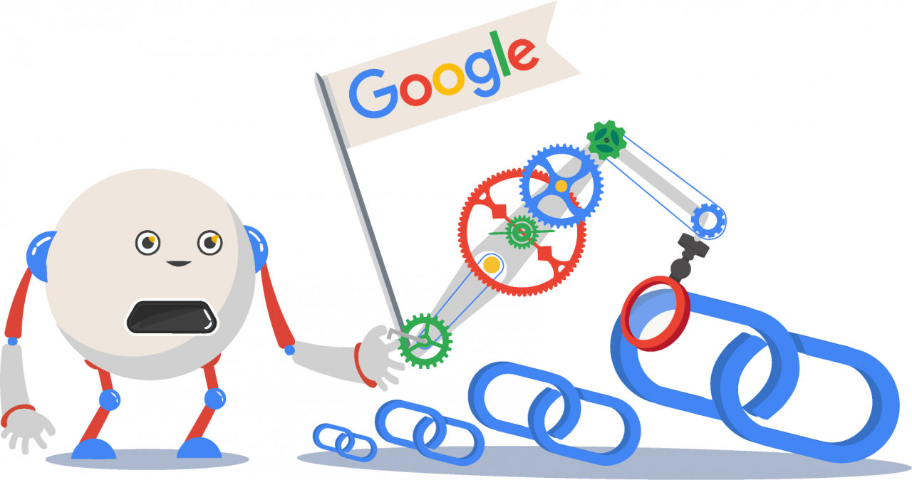 Google search console link data is useful, but small